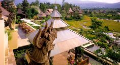Four Seasons Resort Chiang Mai, Tailândia
