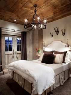 Contemporary Bedroom Design, Pictures, Remodel, Decor and Ideas - page 11...love!