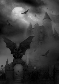 Source:slobbering  THE HOUSE WAITS The sun falls to earth. The moon begins its reign. A dark reign over the world. Over Oasis, Florida And End House. Take me to The Dead. I want to see them.…
