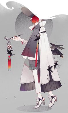 Character Concept, Character Art, Concept Art, Anime Kunst, Anime Art, Character Illustration, Illustration Art, Pretty Art, Manga Drawing