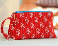 Hey, I found this really awesome Etsy listing at https://www.etsy.com/in-en/listing/475853927/red-zipper-pouch-large-cosmetic-pouch