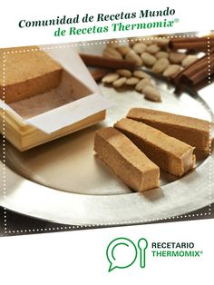 Tapas, Pan Dulce, Chocolates, Biscuits, World, Almonds, Drinks, Meal, Nougat Recipe