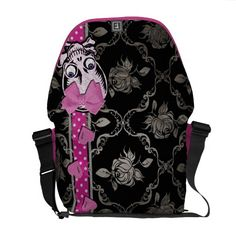 >>>This Deals          	Creepy Girl Skull with Pink Bow on Black Damask Courier Bag           	Creepy Girl Skull with Pink Bow on Black Damask Courier Bag We provide you all shopping site and all informations in our go to store link. You will see low prices onShopping          	Creepy Girl Sku...Cleck Hot Deals >>> http://www.zazzle.com/creepy_girl_skull_with_pink_bow_on_black_damask_messenger_bag-210134045394574138?rf=238627982471231924&zbar=1&tc=terrest