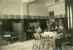Restaurant in Helsinki, Finland way back then