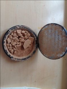 how to fix smashed powder