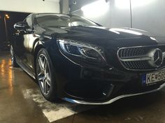 Mercedes S Coupe ;)