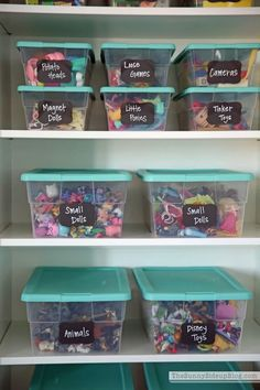 Creative Toy Storage Idea (35)
