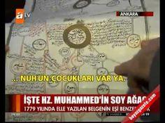 Haber: Hz. Muhammed'in Soy Ağacı...