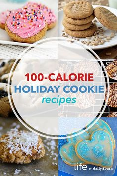 12 Holiday Cookie Re