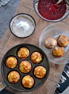 Norwegian Food, Norwegian Recipes, Cake Recipes, Dessert Recipes, Pudding Desserts, Bakery Cakes, Pancakes And Waffles, Slow Food, Desert Recipes