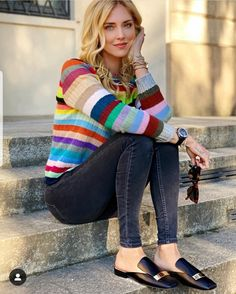 Your outfit can be the most delightful thing about your day. But you have jeans! Hot Outfits, Unique Outfits, Jean Outfits, Spring Outfits, Winter Outfits, Sergio Rossi, Stitch Fix Outfits, Skinny Fit Jeans, Stars