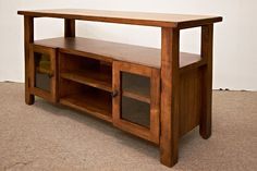 Stereo and TV Console Plasma TV  StandWood by HarvestTreasuresInc, $790.00