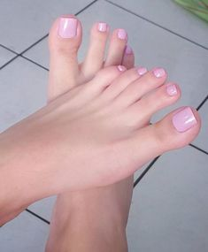 Pink Toe Nail Art Ideas to Copy Are you ready for cute,trendy and chic pink toes nail art? These days, not only fingernails but also toenails are considered as important points of beauty for women.They add more style to our feet… Pink Toe Nails, Toe Nail Color, Cute Toe Nails, Pink Toes, Sexy Nails, Cute Toes, Pretty Toes, Toe Nail Art, Pretty Nails