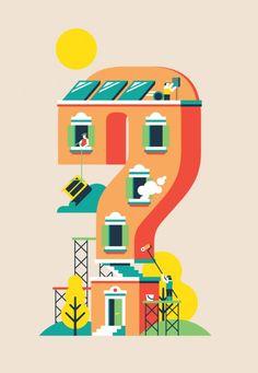 Editorial Illustrations by Marco Goran Romano