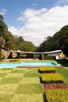 """""""Flores Raras"""" foi filmado em obra de Niemeyer; conheça a casa real de Lota - Casa e Decoração - UOL Mulher"""