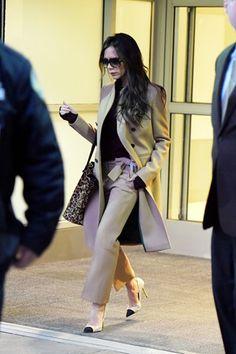 Best dressed - Victoria Beckham. Click through to see this week's best dressed list