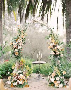 SPOSTO-PHOTOGRAPHY Wedding Arch Flowers, Wedding Ceremony Arch, Wedding Altars, Ceremony Backdrop, Ceremony Decorations, Floral Wedding, Rustic Wedding, Wedding Venues, Outdoor Wedding Arches