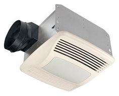 QTXEN110SFLT Automatic Sensing Fans -Bath and Ventilation Fans - NuTone