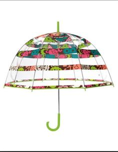 Vera Bradley Bubble Umbrella in Lola #MySuiteSetupSweepstakes