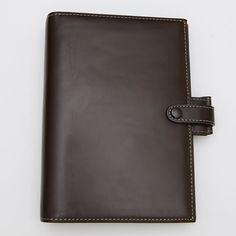 AVAILABLE Filofax Soho Real Leather Brown Personal Organizer Agenda RARE DISCONTINUED  Material: Calf leather Color: Brown Features:  On the left: 6 credit card pockets full-height pocket On the right: full-height pocket With two leather pen loops and leather strap with visible popper Dimensions: 135cm x 35cm x 188cm  Ring Size: 23mm  In preloved and used condition. With various marks on the leather from storage and use. Please view my listing on eBay so you can carefully see the condition…
