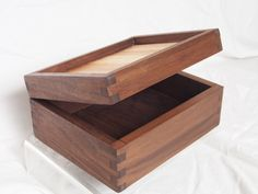 Handmade Keepsake Box by TKKSWoodworks on Etsy