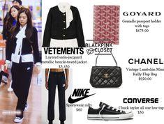 Blackpink Fashion, Kpop Fashion Outfits, Fashion Gallery, Winter Fashion Outfits, Fashion 2020, Korean Fashion, Womens Fashion, Pink Outfits, Stylish Outfits