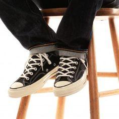 fc55d9b204e3 Converse CTAS  70 Canvas Ox (Black) Sportswear Company