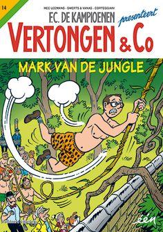 Vertongen & Co 14 Mark van de jungle  http://www.wpg.be/standaard-uitgeverij/14-mark-van-de-jungle