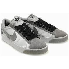 release date: 3dd84 9f0de Nike Blazer Low Shoes Grey White4