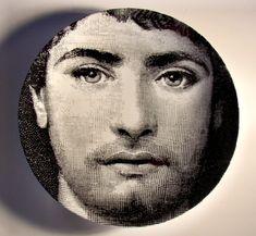 Piero Fornasetti - Designer - Plate # 333 - Tema e Variazioni