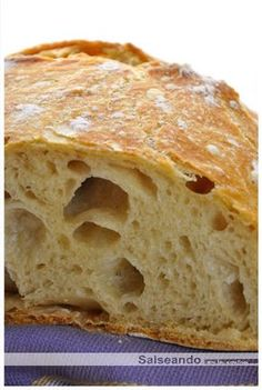 Pan Bread, Bread Baking, Different Types Of Bread, Sweet Bread, Sin Gluten, Bread Recipes, Bakery, Food And Drink, Tasty