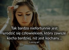 Lovsy.pl - Strona pełna uczuć. Thoughts, Words, Quotes, Box, Qoutes, Dating, Boxes, Quotations, Shut Up Quotes