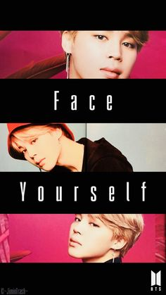 JIMIN FACE YOURSELF <3-<3 #bts