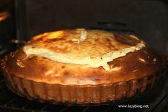 Lazy Blog: Tarta de queso al horno