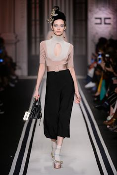 Elisabetta Franchi Milano - Collections Fall Winter 2017-18 - Shows - Vogue.it