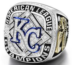 Championship rings and more!! Great Deals!! 2014 kansas City ... Check it out here! http://championshipringsandmore.com/products/2014-kansas-city-royals-american-league-championship-replica-ring-size-6-to-13?utm_campaign=social_autopilot&utm_source=pin&utm_medium=pin