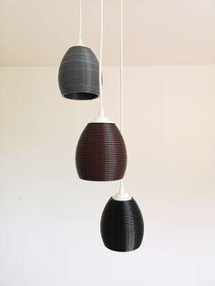 Lampen - Roboprint Lighting, Home Decor, Bedside Lamp, Floor Lamp Base, Pear, Decoration Home, Light Fixtures, Room Decor, Lights