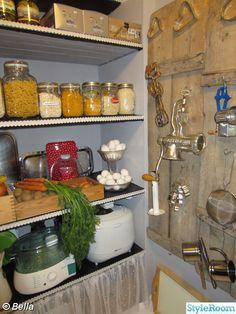 Kjøkken inredning