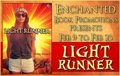 Archaeolibrarian - I dig good books!: BOOK TOUR - Light Runner by Philip Brown