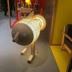 #lightbuilding2016 #bird #kids #game #archiproducts @lzflamps