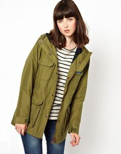 Anorak olive Penfield