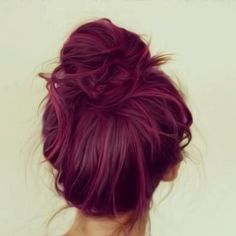 Wish I could die my hair this color to bad work wont let me:/