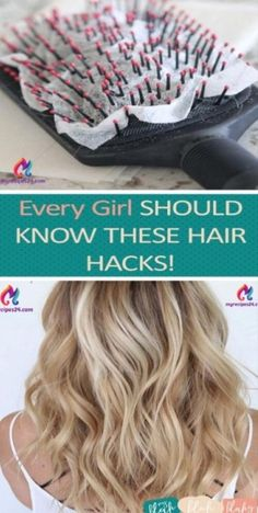 Every Girl Should Know These Hair Hacks Hair Hacks Hair Hacks for Girls Hair Beauty Hacks Beauty Hacks Hair Ideas for Girls Life Hacks Home Hacks Popular Pin BeautyHacks HairHacks Girls Everything Is Awesome, I Am Awesome, Amazing, Avocado Health, Diy Arts And Crafts, Every Girl, Hair Hacks, Hair Tips, Body Care