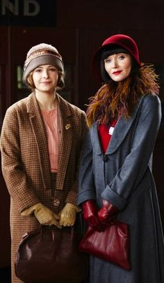 Australian TV Series Miss Fisher's Murder Mysteries. Costume Designer: Marion Boyce.