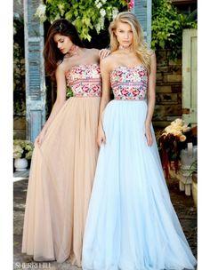 Sherri Hill 50873 Prom Dress