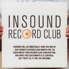 Insound.com: Online Record Store for Vinyl Records, Turntables, Band Shirts, Band Posters and more.
