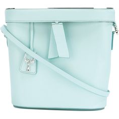 Savas Victoria crossbody bag ($1,015) ❤ liked on Polyvore featuring bags, handbags, shoulder bags, pastels, blue, cross-body handbag, pastel handbags, blue handbags, cross body and blue crossbody