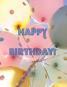 Happy Birthday Pictures, Happy Birthday Greetings, Birthday Wishes, Birthday Cards, Make A Wish, Calendar, Happy Birthday, Bday Cards, Happy Birthday Images
