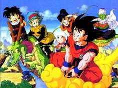 Which Dragon Ball Z Character Are You? |  What's the power level of this quiz? IT'S OVER 9000!!!