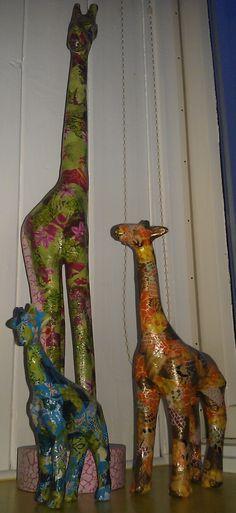 Decopatch. I want a really big giraffe...